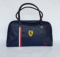 Сумка спортивная Puma Ferrari, фото 1