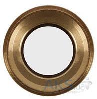 Aksline Стекло камеры для Apple iPhone 6 Gold