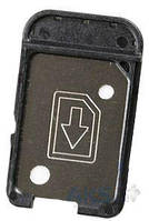 Держатель SIM-карты Sony F3113 / F3115 Xperia XA Dual Black