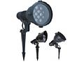 Светодиодный грунтовый LED светильник 12Вт GD-CP-B031