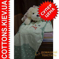 Детское квадратное полотенце Медведи