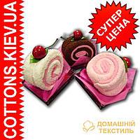 Подарочное кухонное полотенце Пироженко
