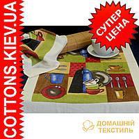 Полотенце кухонное махровое 40*70 (drd)