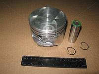 Поршень цилиндра ГАЗ дв.406 92,5 гр.Д М/К (палец+ст/к) (пр-во ЗМЗ)