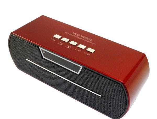 Портативная Bluetooth колонка SPS WS Y69+BT