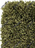 Высоковорсные ковры Шагги Люкс, Бельгия, цвет зеленый