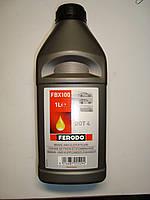 Жидкость тормозная DOT 4 Ferodo