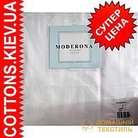 Полуторная белая простынь MODERONA 54715519