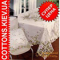 Скатерть на раздвижной стол+салфетки 180*225(434 )