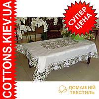 Скатерть на стандартный раздвижной стол 160*220ov.CR08HF855OA