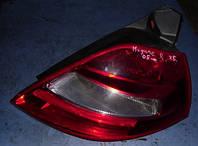 Фонарь задний правый хетчбек 05-RenaultMegane II2003-20098200413216, 89038182