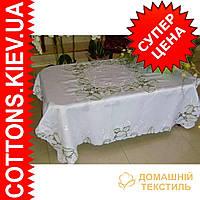 Скатерть на большой раздвижной стол160*300obGR-21N6009-1