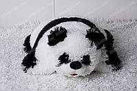 Игрушка подушка трансформер Панда 38 см