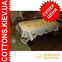 Скатерть на стандартный раздвижной стол 160*220ob GR-07HF8568