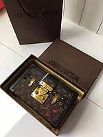 Женский сундук Louis Vuitton Petite Malle