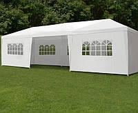 Павильон-навес для свадеб,мероприятий 3х9м,3 цвета
