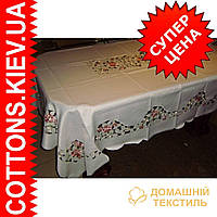 Скатерть на круглый стол 180*180CR-RA
