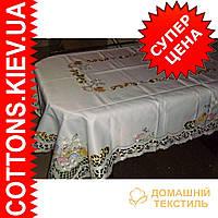 Скатерть на роздвижной стол 160*240CR-10HF2029