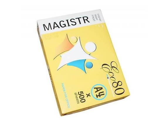 """Бумага 500листов А4 80г/м.кв. """"Magistr Eco"""", фото 2"""
