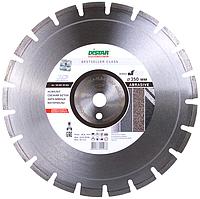 Круг алмазный Distar 1A1RSS/C1N-W Bestseller Abrasive 350 мм сегментный диск по асфальту и бетону