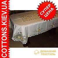 Скатерть на стандартный раздвижной стол 160*220obGR-09HF2089
