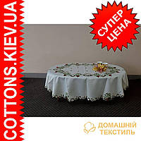 Скатерть на кухонный стол170*130oVGR-101M-12ECRU