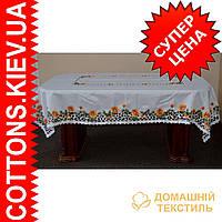 Скатерть на стандартный раздвижной стол 160*220 OB GR 41B2879A
