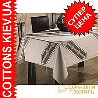 Скатерть на стандартный раздвижной стол 160*220