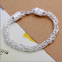 Браслет тибетский стиль 925 серебро проба