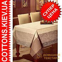 Скатерть на стандартный раздвижной стол 160*220 фирмы Ayova