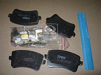 Тормозная колодка (производство TRW), AFHZX