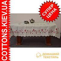 Скатерть на стандартный раздвижной стол 160*220GR-18E015