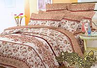 Комплект постельного белья 3D поликоттон ТМ Sveline Tekstil (Украина) двуспальный PC75
