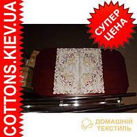Столешница квадратная с розовым орнаментом 85*85 GR-10HF8521PASHA
