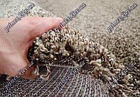Высоковорсные ковры Шагги Люкс, Бельгия, цвет коричневый