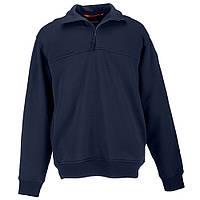 """Реглан тактический """"5.11 1/4 Zip Job Shirt"""" (Fire Navy)"""