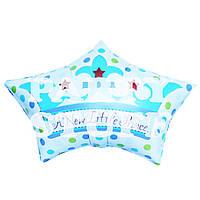 Шар фольгированный Новорожденный Принц, 40 см