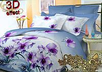 Комплект постельного белья 3D поликоттон ТМ Sveline Tekstil (Украина) евро Y3D076