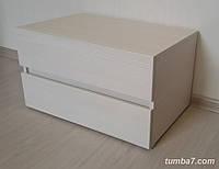 Прикроватная тумба Модена 2, Ш600мм, Анжелик (1-3)