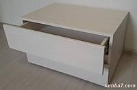 Прикроватная тумба Модена 2, Ш600мм, Анжелик (1-4)