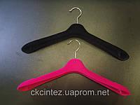 Флокированные плечики-вешалки, фото 1