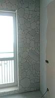 Камень окатанный из мрамора ( бежевый) турция неформат от 50 до 250мм