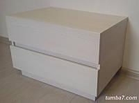 Прикроватная тумба Модена 2, Ш600мм, Анжелик (3_3)