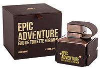 Emper Epic Adventure EDT 100 ml  туалетная вода мужская (оригинал подлинник  Объединённые Арабские Эмираты)