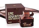 Emper Epic Adventure EDT 100 ml  туалетная вода мужская (оригинал подлинник  Объединённые Арабские Эмираты), фото 2