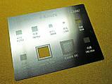Трафарет G1047 BGA для MTK, Qualcomm (NOTE), фото 4