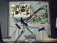 Платы от LED TV HONDA HD LED505 поблочно, в комплекте (разбита матрица)