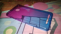 Чехол для Xiaomi Redmi 3 3 Pro 3S 3S Pro пурпурно-синий