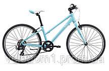 """Велосипед Giant 24"""" Alight blu (2017)"""
