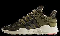 Кроссовки Мужские Adidas EQT (equipment) Support ADV Camouflage, Адидас ЕКТ Камуфляж